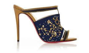 christian louboutin has designed zodiac sign shoes for moda