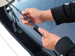 replace windshield wipers clunkbucket