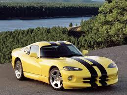 Dodge Viper Gts - dodge viper gts coupe 2001 picture 2 of 2