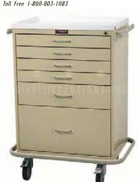 File Cabinets On Wheels Medical Mobile Drawer Push Carts Clinical Cabinet Drawers