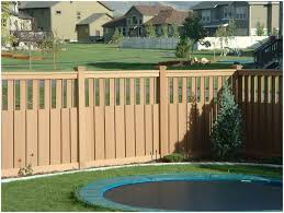 Ideas For Backyard Privacy by Backyards Wondrous Image Of Simple Privacy Fence Ideas For