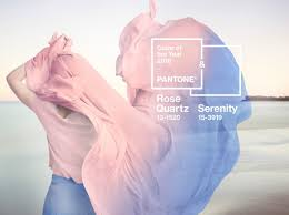 Pantones Color Of The Year Rose Quartz And Bullet Blues How To Wear Pantone U0027s Color Of The Year