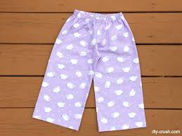 pattern pajama pants free pajama pant pattern diy crush