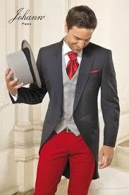 jaquette mariage johann jaquette de mariage et pantalon de couleur