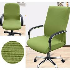 computer chair cover chair cover king do way fitted chair slipcovers washable removable