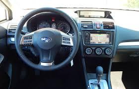 subaru crossover blue suv review 2014 subaru xv crosstrek limited driving