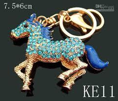 crystal key rings images Mixed color unisex hot sell zinc alloy crystal rhinestone animal jpg