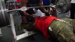 Bench Press Does Not Build A Bigger Chest 600 Lb Bench Press On The Way Intense Pre Workout Building A