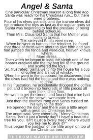 u0026 santa funny story u2013 homemade humour