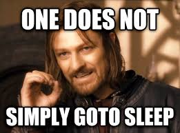 Sleep Meme - the best sleep memes on the entire internet ghostbed