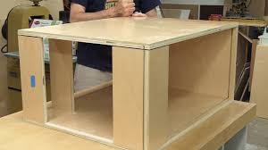 how to build kitchen cabinets free plans how to make frame less kitchen cabinets diy cabinets