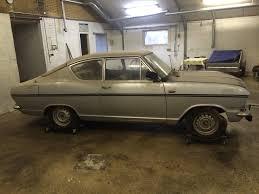 opel kadett 1966 opel kadett b kiemen coupe rallye