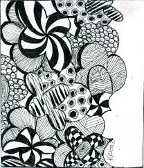 zen patterns coloring pages free printable zentangle coloring pages for adults