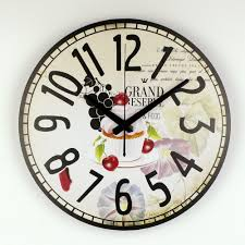 compare prices on cake wall clock online shopping buy low price