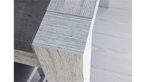 Esszimmertisch In Grau Good Esstisch Eiche Tischplatte Grau Esstisch Malone 31 In Eiche