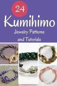 24 kumihimo jewelry patterns and tutorials allfreejewelrymaking com