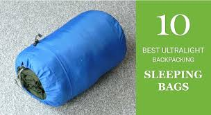 best light for sleep best ultralight backpacking sleeping bags in 2018 top 10 reviews