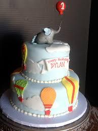 hot air balloon cake topper plumeria cake studio hot air balloon birthday cake
