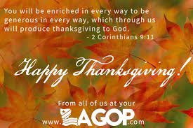 lagop chairman s thanksgiving message republican of louisiana