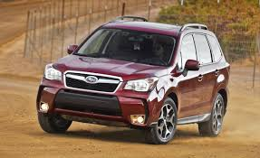 subaru forester 2018 review 2014 subaru forester first drive u2013 review u2013 car and driver