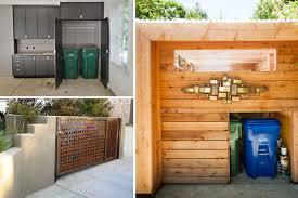 trash bin storage cabinet u2022 storage bins