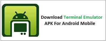 terminal emulator apk terminal emulator apk app version apk trek
