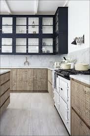 Kitchen Cabinets With Frosted Glass Kitchen Frosted Glass Cabinets Unfinished Shaker Knotty Alder