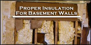 Insulation R Value For Basement Walls by Best Type Of Insulation For Basement Walls