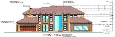 double story house plans in sa
