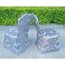 Chair Coverings Popular Silver Chair Cover Buy Cheap Silver Chair Cover Lots From