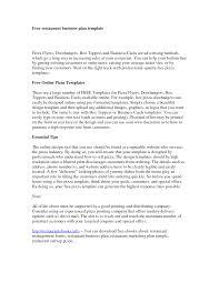 Microsoft Business Plan Templates Internet Business Plan Template Career Plan Template Example