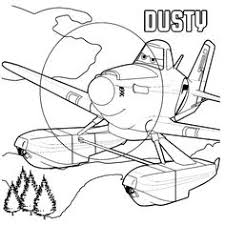 dusty crophopper planes movie coloring printables