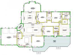 open floor plan house plans one single house plans single open floor plans one