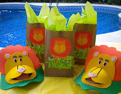 have a roaring good time with a lion king party