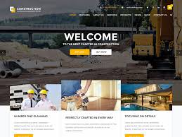 24 best construction company wordpress themes 2017 athemes