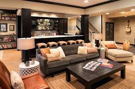 basement living room ideas basement living room ideas with exposed