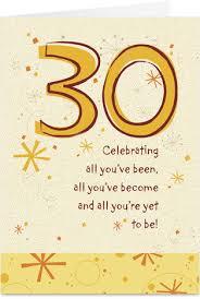 30th birthday card messages 30th birthday card messages gangcraft