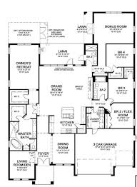 Single Family Floor Plans Floorplan Of The Month Homes By Westbay Key Largo U2013 Crown Watergrass