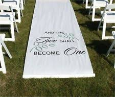 aisle runner wedding aisle runner ebay