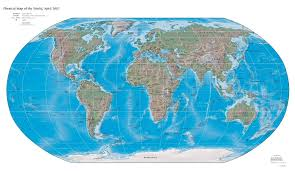 free world maps free high resolution map of the physical world