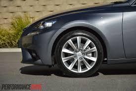 lexus wheels 17 2013 lexus is 250 review video performancedrive