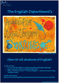 Advanced Essay Writing Workshop Online   English Dpt UNIL