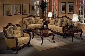 Formal Sofas For Living Room Charming Formal Living Room Furniture Sets Using Carved Square