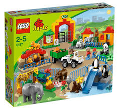 lego duplo 6157 the big zoo co uk toys