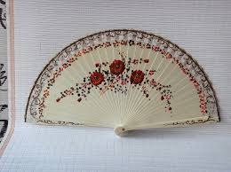 held fans 146 best pretty fans images on vintage fans