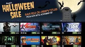 Halloween Sale Steam Halloween Sale Has Started Huge Discount On Pc Games