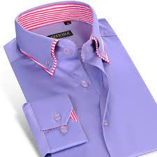 aliexpress com buy men u0027s double layer collar dress shirts inner