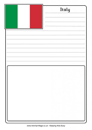 printable italy coloring coloring pages ideas