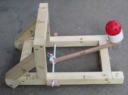 Build A Small Home Catapault Daddy For Life Project Build A Catapult Decor