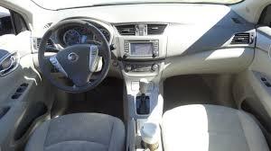 Nissan Sentra Interior Review 2013 Nissan Sentra Sv Hooniverse
